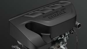 S-Cross Turbo Performance