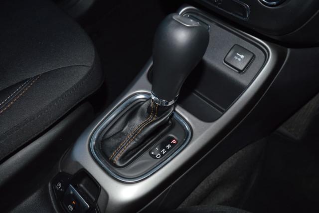 2018 Jeep Compass Longitude