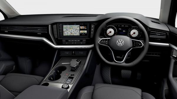 2020 MY21 Volkswagen Touareg CR V8 TDI R-Line Suv