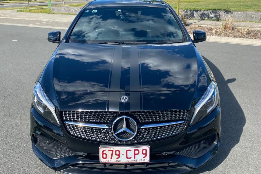 2017 Mercedes-Benz A-class Image 3
