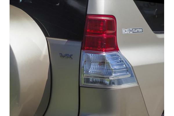 2010 Toyota Landcruiser Prado KDJ150R VX Suv Image 3