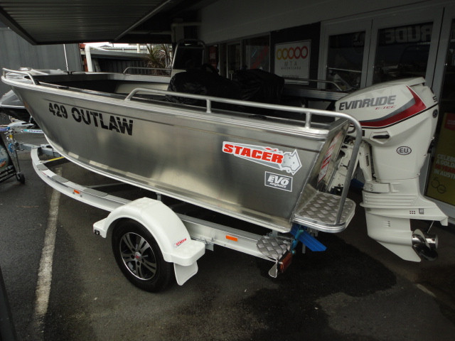 Stacer Outlaw S.C