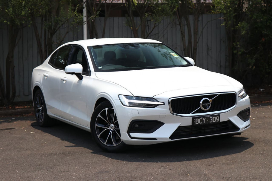 2019 Volvo S60 (No Series) MY20 T5 Momentum Sedan