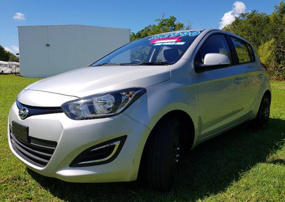 2014 MY15 Hyundai I20 PB  Active Hatchback
