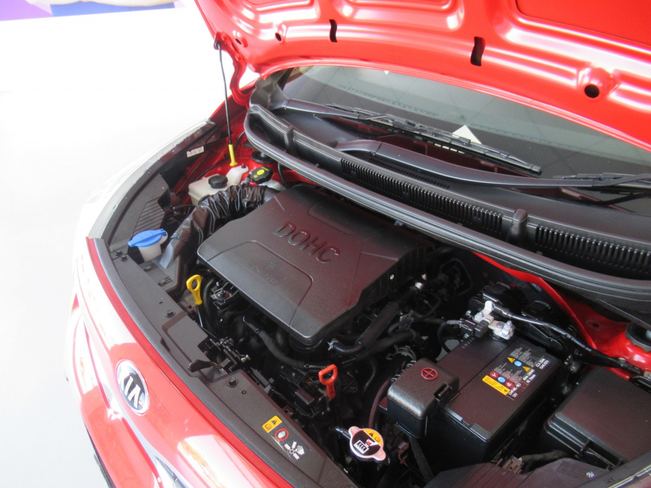 2018 MY19 Kia Picanto JA GT-Line Hatchback Image 32