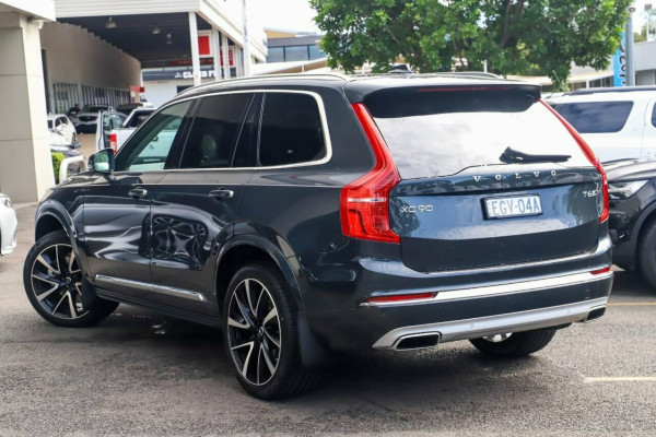 2020 Volvo XC90 L Series T6 Inscription Suv Image 4