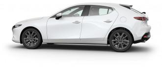 2021 Mazda 3 BP G20 Touring Hatchback image 20