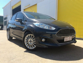 Ford Fiesta Sport PwrShift WZ MY15