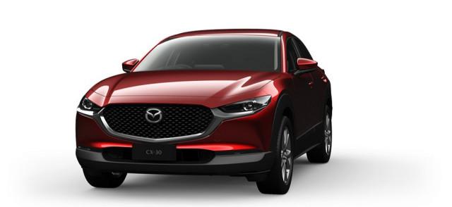 2020 Mazda CX-30 DM Series G20 Evolve Wagon Mobile Image 3