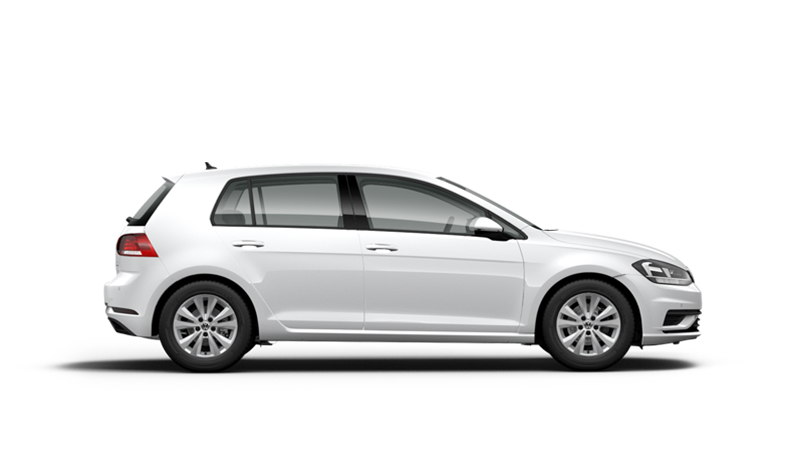 Golf 110TSI<br>Trendline<br><small>6 Speed DSG<br>From