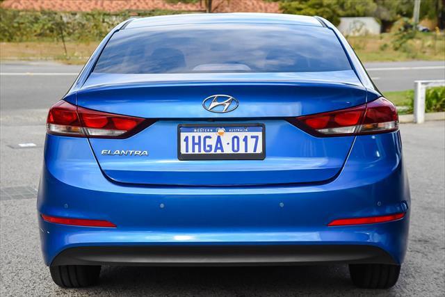 2017 Hyundai Elantra Active
