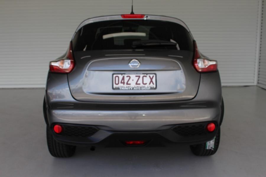 2015 Nissan JUKE F15 SERIES 2 ST Suv Image 6