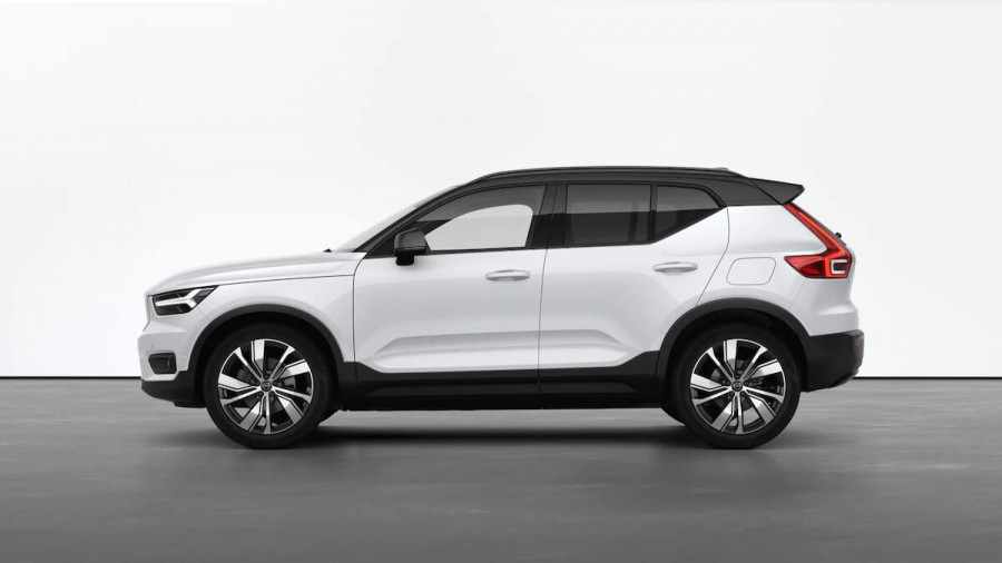2021 MY22 Volvo XC40 Recharge Electric Suv Image 2