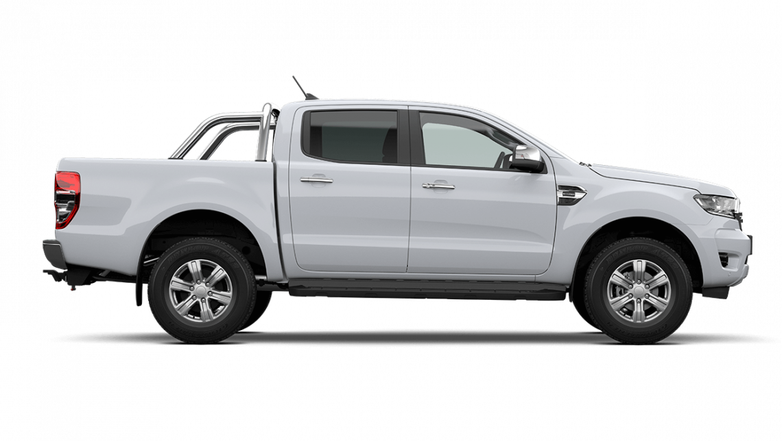 2020 MY20.25 Ford Ranger PX MkIII XLT Double Cab Utility Image 3