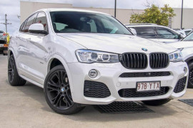 BMW X4 xDrive 30D F26 MY15