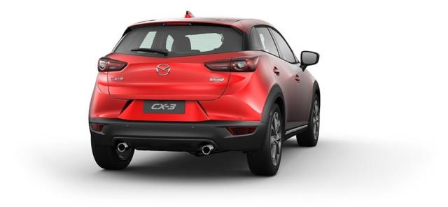 2020 MY0  Mazda CX-3 DK sTouring Suv Mobile Image 14