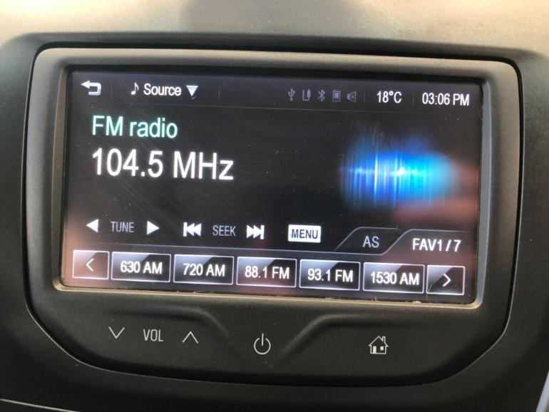 2015 Holden Colorado RG Turbo LS 4x4 dual cab Image 7