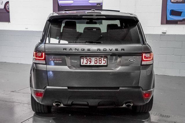 2016 Land Rover Range Rover Sport L494 MY16.5 SDV6 HSE Dynamic Suv Image 5