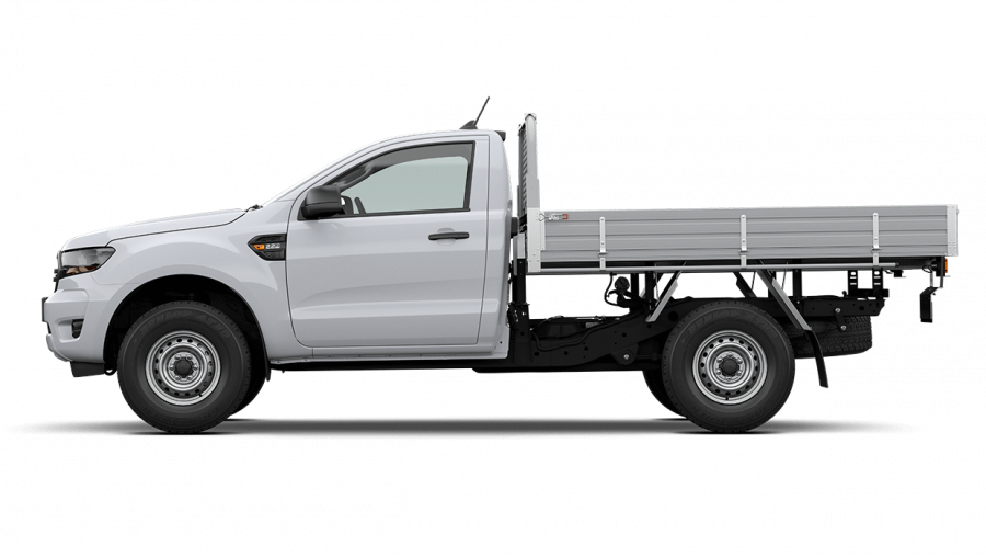 2020 MY20.75 Ford Ranger PX MkIII XL Hi-Rider Single Cab Chassis Cab chassis Image 7