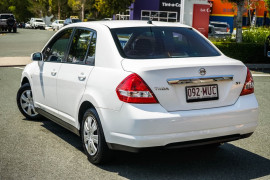 2010 MY07 Nissan Tiida C11  ST Sedan