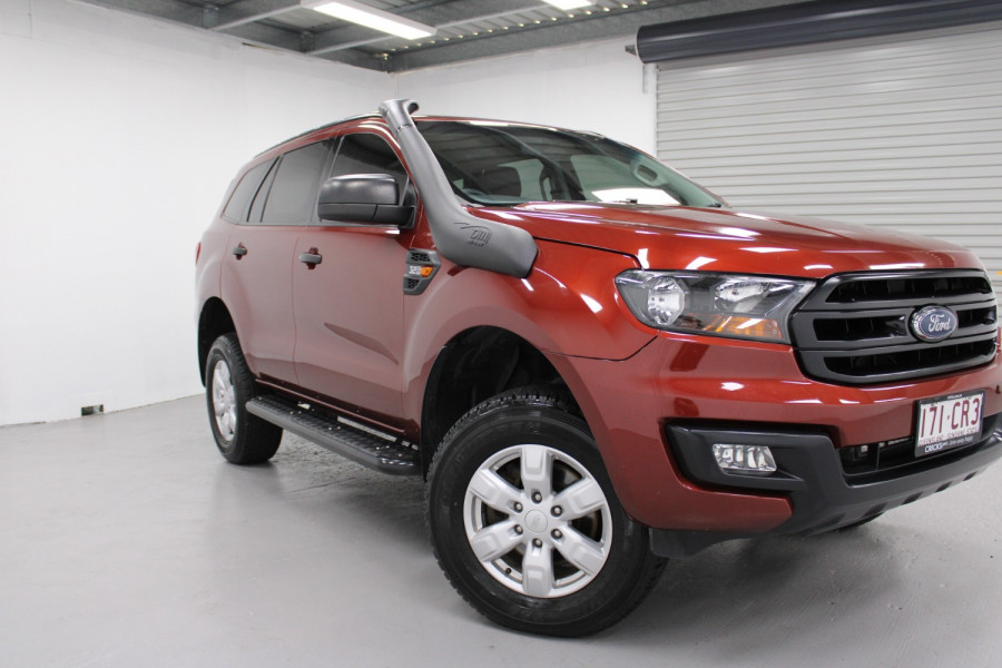 2015 Ford Everest Ambiente Image 1