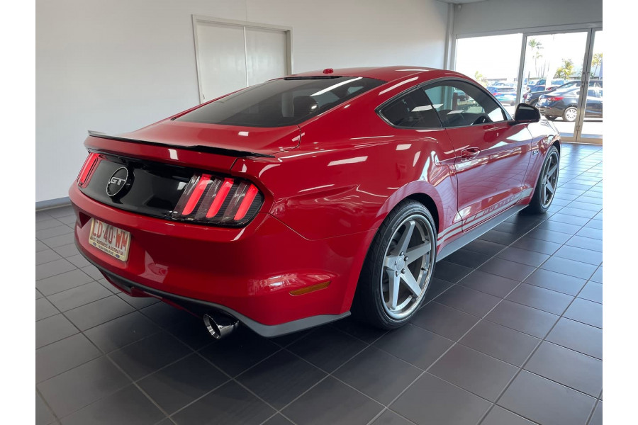 2017 Ford Mustang FM  GT Coupe