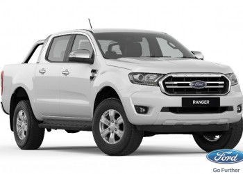 Ford Ranger XLT Pick-up Double Cab PX MkIII 2019.00MY