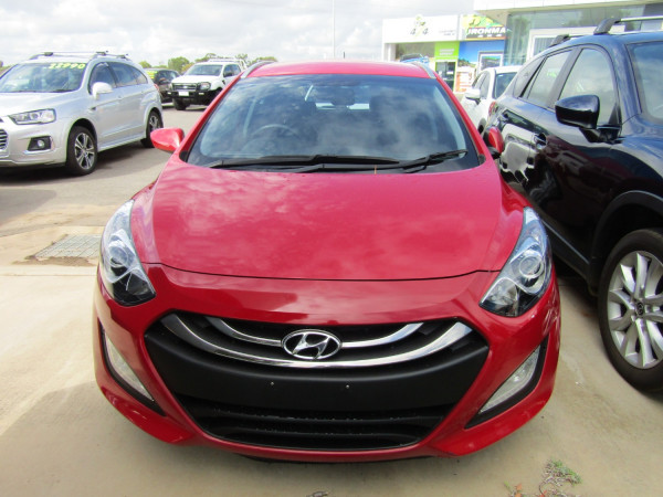 2012 Hyundai I30 GD ACTIVE Hatchback