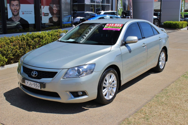 2011 MY10 Toyota Aurion GSV40R  Touring Sedan