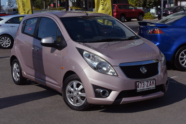 Holden Barina Spark CD MJ MY11
