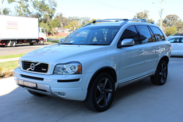 2014 Volvo XC90 (No Series) MY14 D5 R-Design Suv Image 5