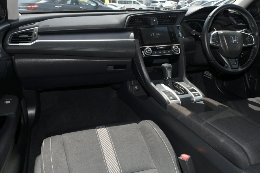 2017 MY16 Honda Civic 10th Gen MY16 VTi-S Sedan