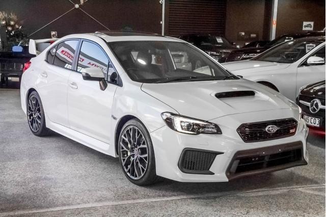 2017 Subaru WRX V1 MY18 STI spec.R Sedan