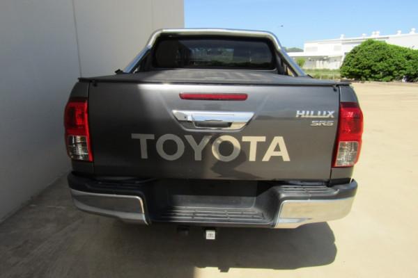 2016 Toyota HiLux GUN126R SR5 Utility Image 4