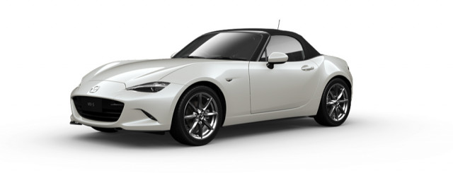 2020 MY19 Mazda MX-5 ND Roadster GT Cabriolet image 1