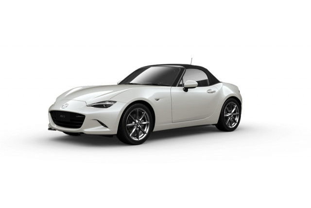 2020 MY19 Mazda MX-5 ND Roadster GT Cabriolet
