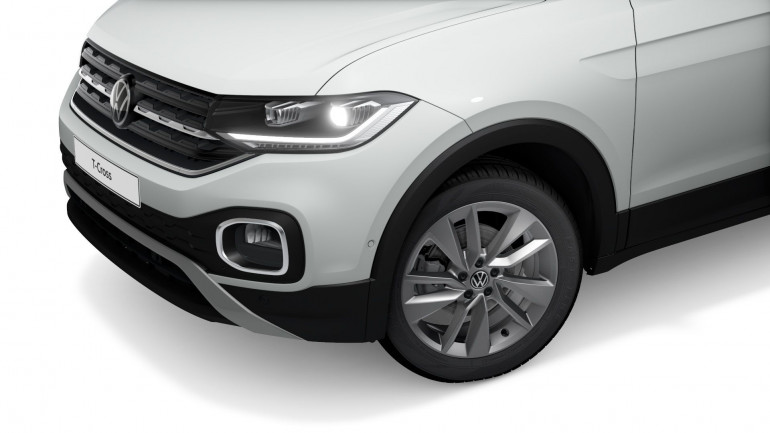 2020 MY21 Volkswagen T-Cross C1 85TSI Style Wagon Image 7