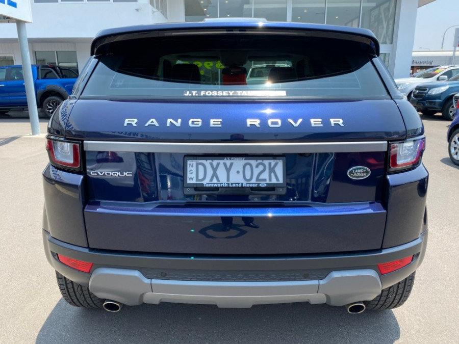 2017 MY18 Land Rover Range Rover Evoque L538 TD4 150 SE Suv