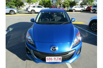 2011 Mazda 3 BL10F2 Maxx Activematic Sport Hatchback Image 2