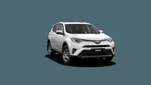 RAV4 AWD GX <span>Petrol | Auto</span>