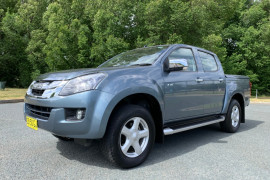Isuzu Ute D-MAX Ride  LS-U High