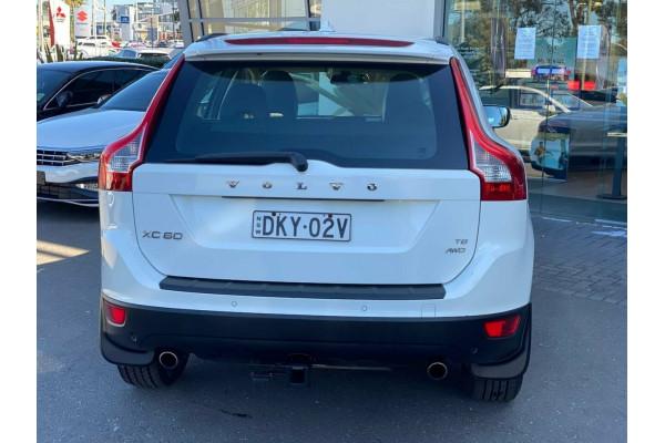2009 Volvo XC60 DZ MY09 T6 Geartronic AWD Suv Image 5