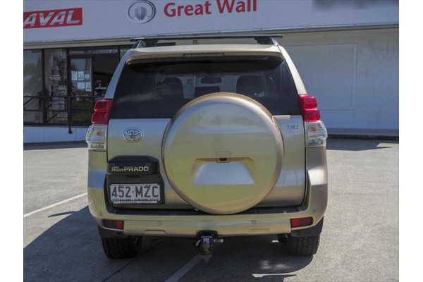 2010 Toyota Landcruiser Prado KDJ150R VX Suv Image 2
