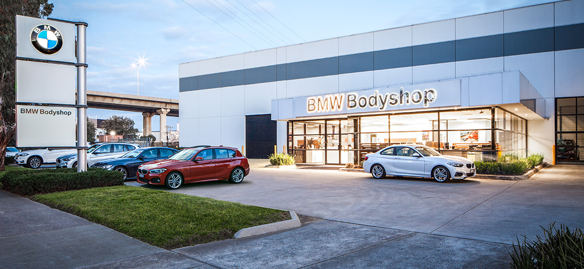 Melbourne BMW Bodyshop
