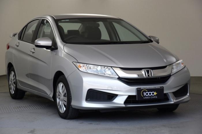 2015 MY14 Honda City GM VTi Sedan