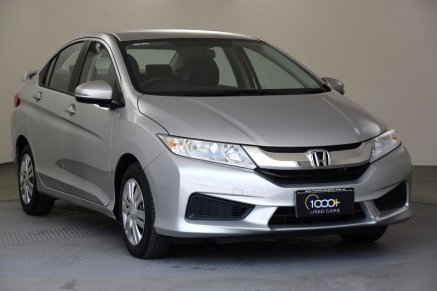 2015 MY14 Honda City GM VTi Sedan