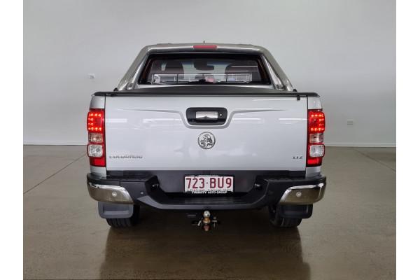 2018 Holden Colorado RG 4x4 Space Cab Pickup LTZ Utility Image 4