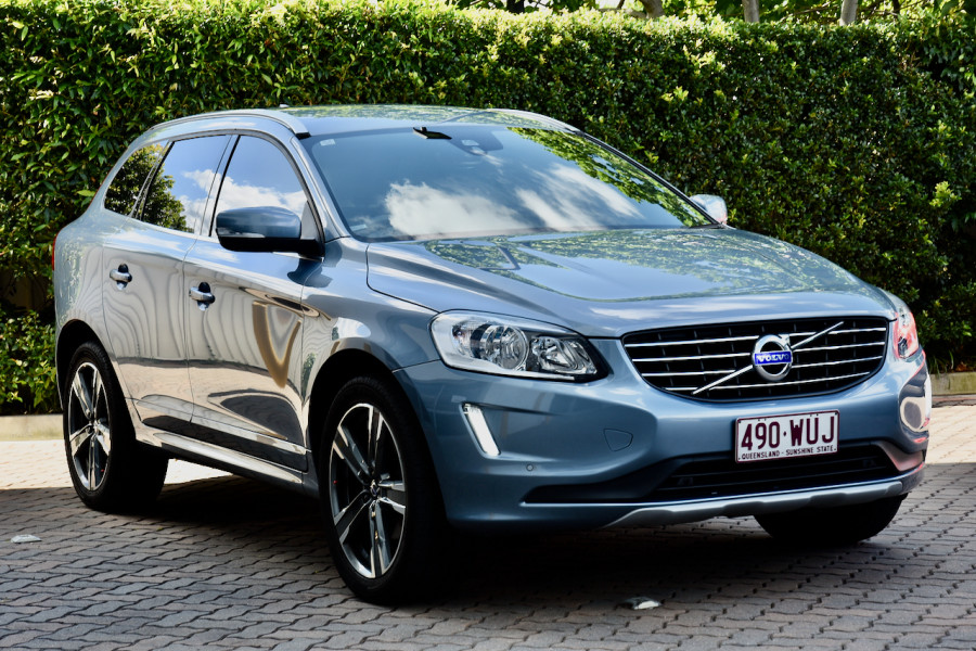 2016 MY17 Volvo XC60 DZ MY17 D4 Suv