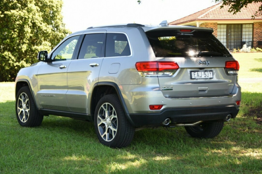 2018 MY19 Jeep Grand Cherokee WK Limited Suv