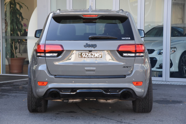 2019 Chrysler Grand Cherokee SRT 4x4 6.4L 8Spd Auto Wagon Image 4